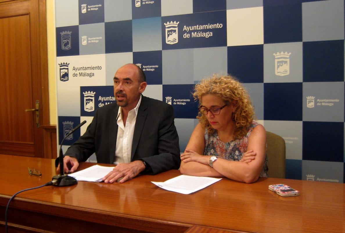 IU insta al Ayuntamiento de Málaga a no permitir una gasolinera junto a una urbanización de El Palo