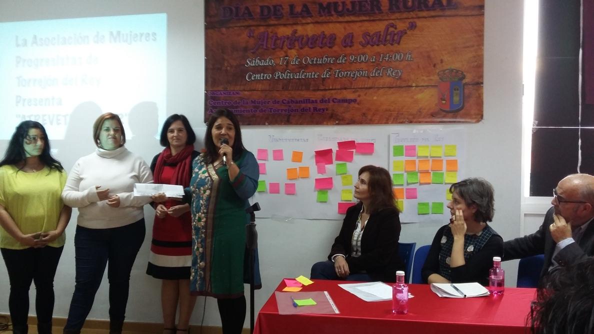 El Instituto de la Mujer destaca la importancia de fortalecer las redes de mujeres entre asociaciones de los municipios