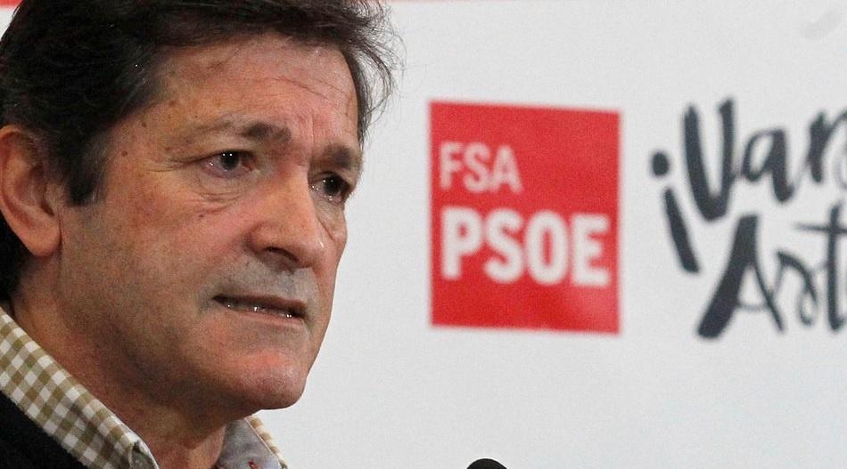 Javier Fernández, ausente en el Comité Federal que aprobará las listas del PSOE