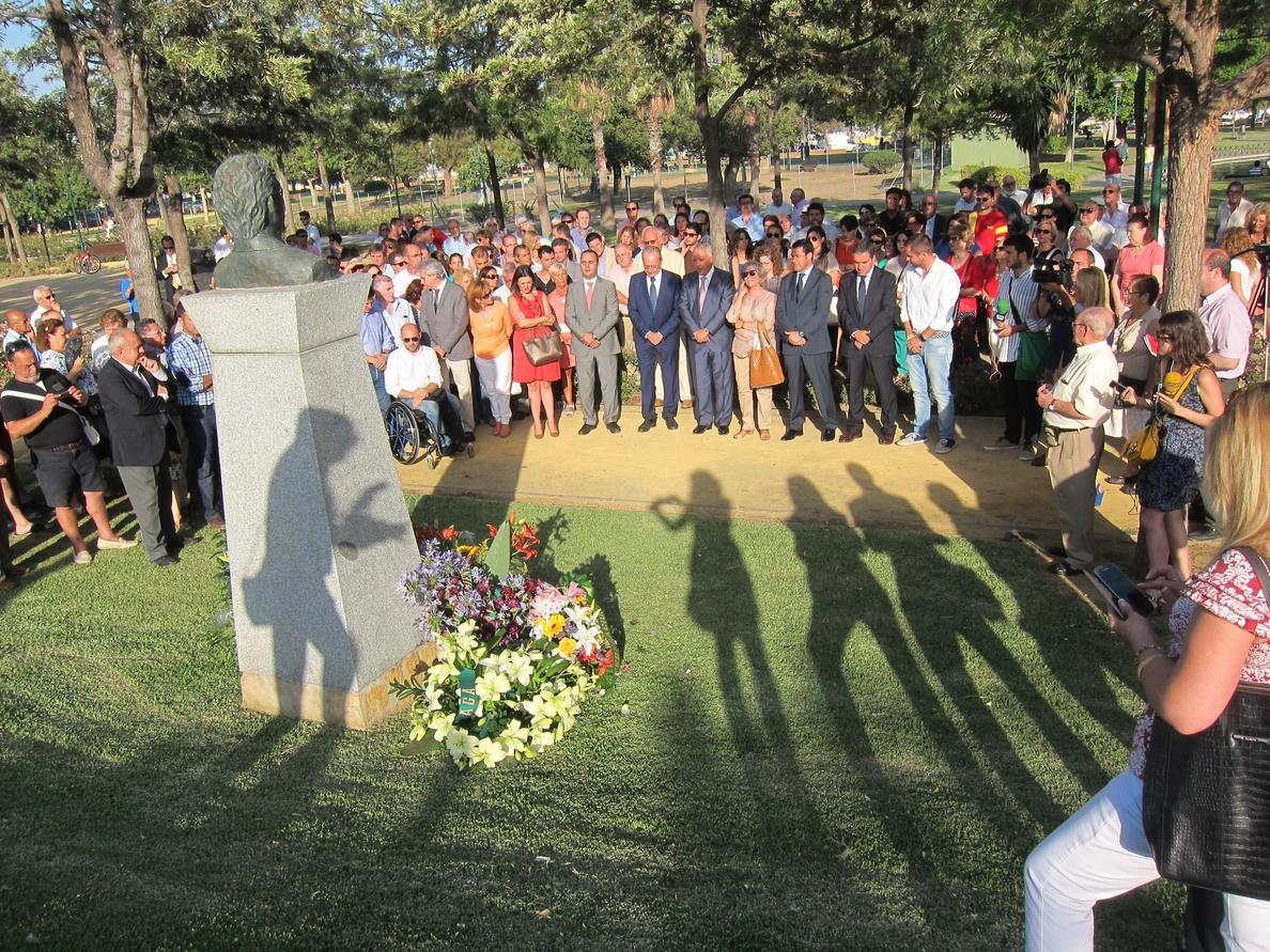 El etarra que mató a Martín Carpena y Luis Portero pide ayuda al Congreso para estar en la misma cárcel que su pareja