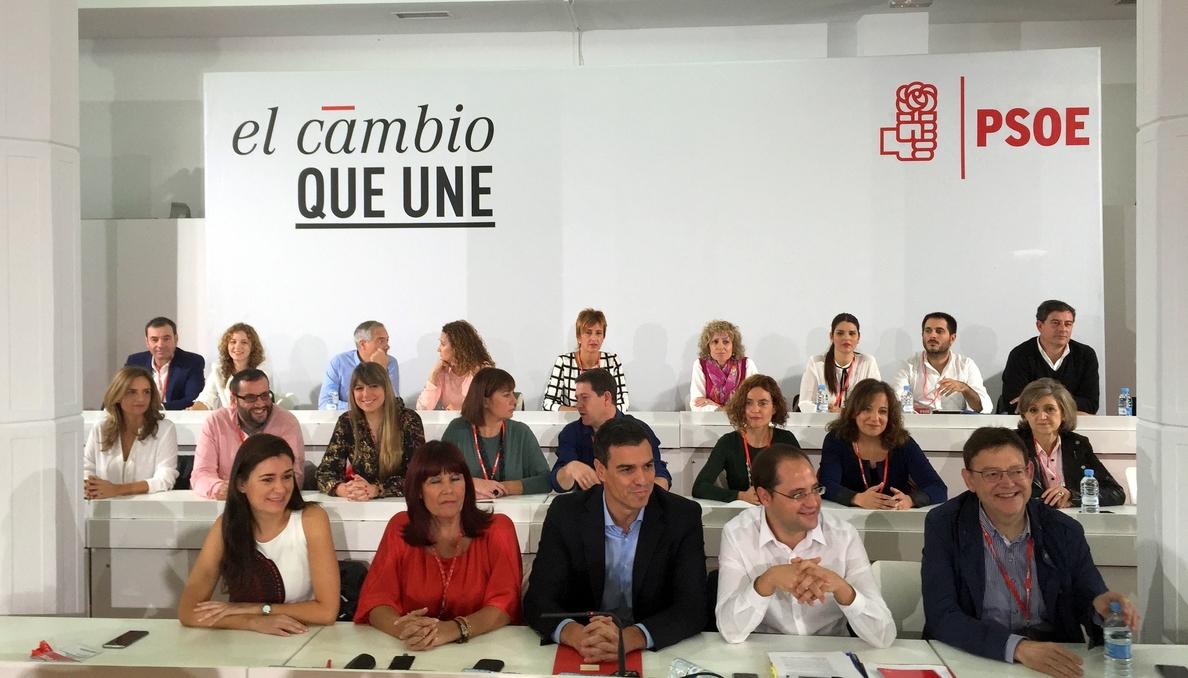 El PSOE ratifica a Socías como candidato y destaca que es el primer partido en Baleares en aprobar sus listas