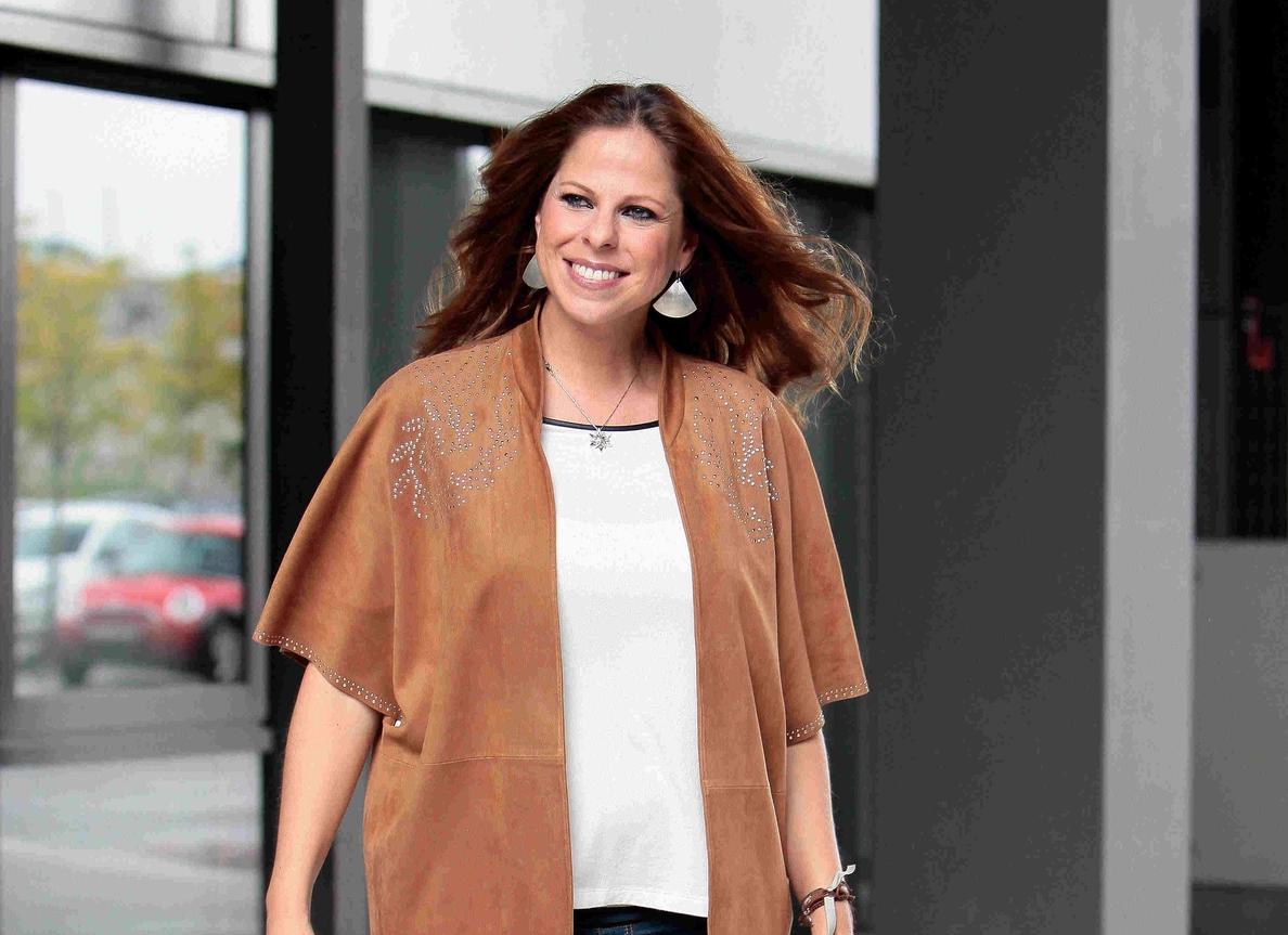 Pastora Soler: «Estrella es muy buena y está muy bien de salud, es muy guapa»