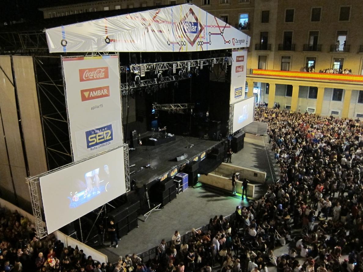 Los actos de las Fiestas registran más de 140.000 visitas este viernes