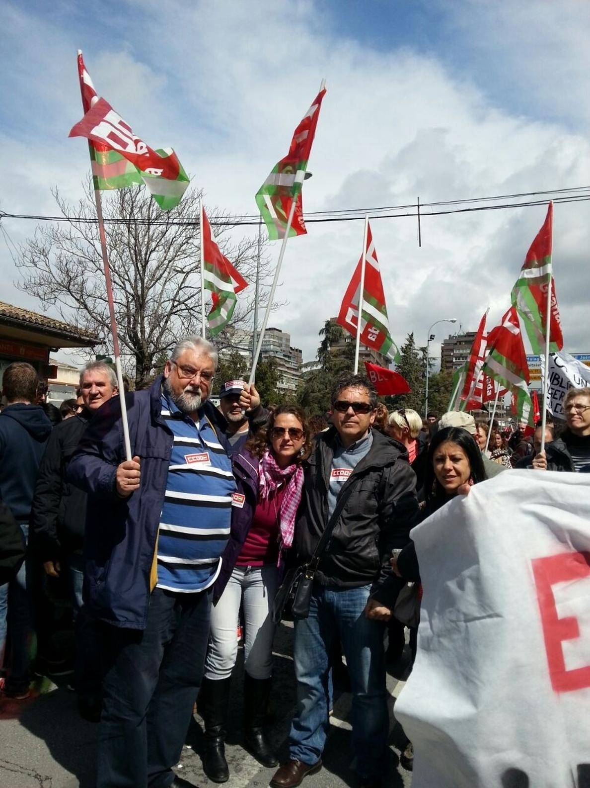 El PSOE reclamará de nuevo el martes derogar la reforma del Código Penal que «restringe» el derecho a huelga