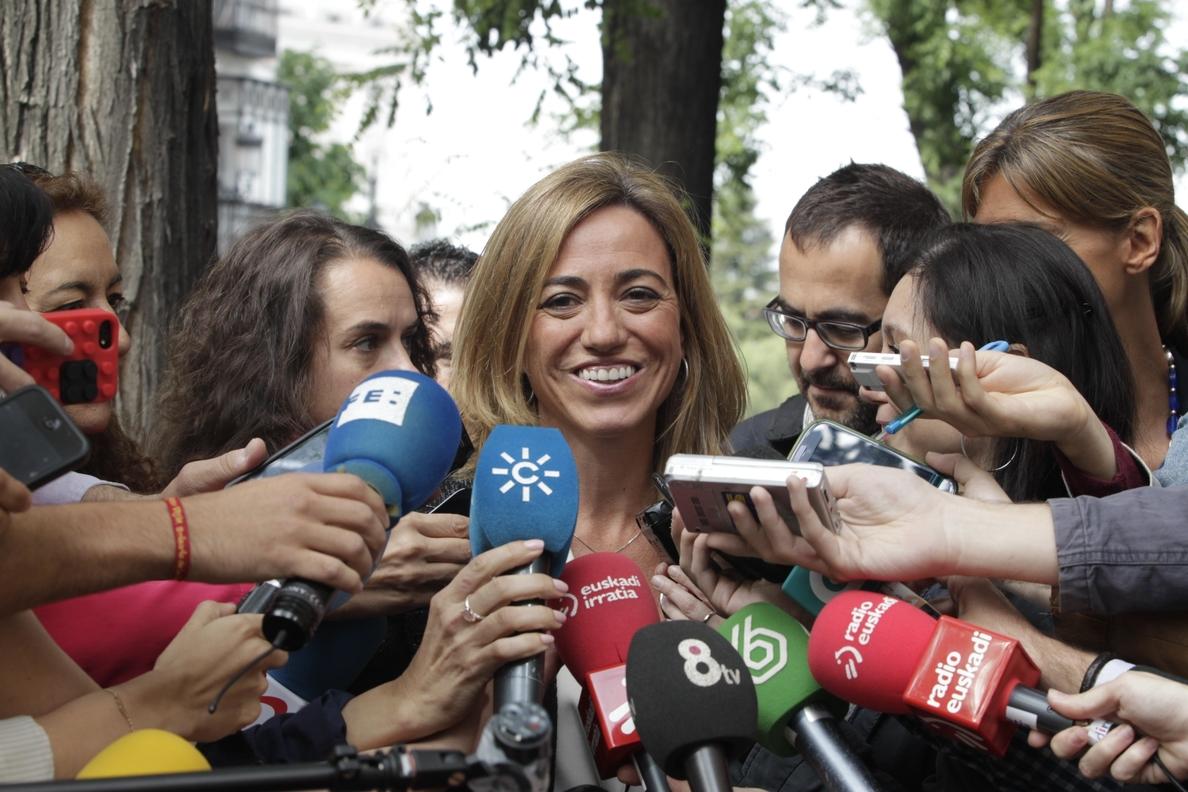 Chacón dice que la Mesa del Parlament incurrirá en prevaricación si admite el texto de JxS y la CUP