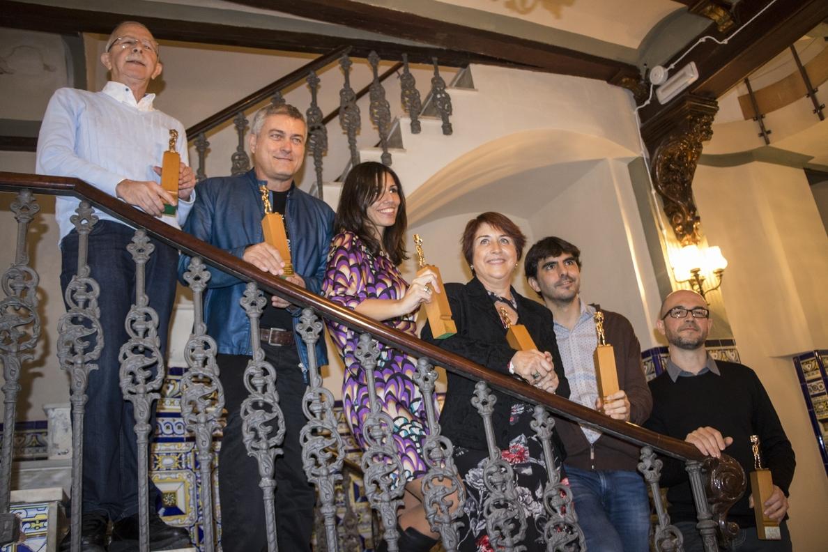 Joanjo Garcia gana el Ciutat d»Alzira con una novela sobre la culpa y la violencia de género