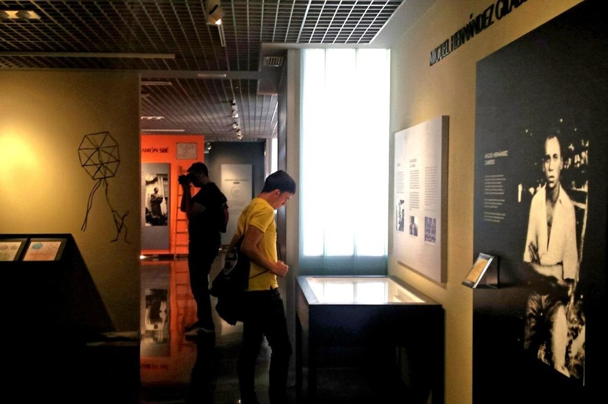 Acuerdo de colaboración entre el Museo Miguel Hernández y la Fundación Antonio Machado de Collioure
