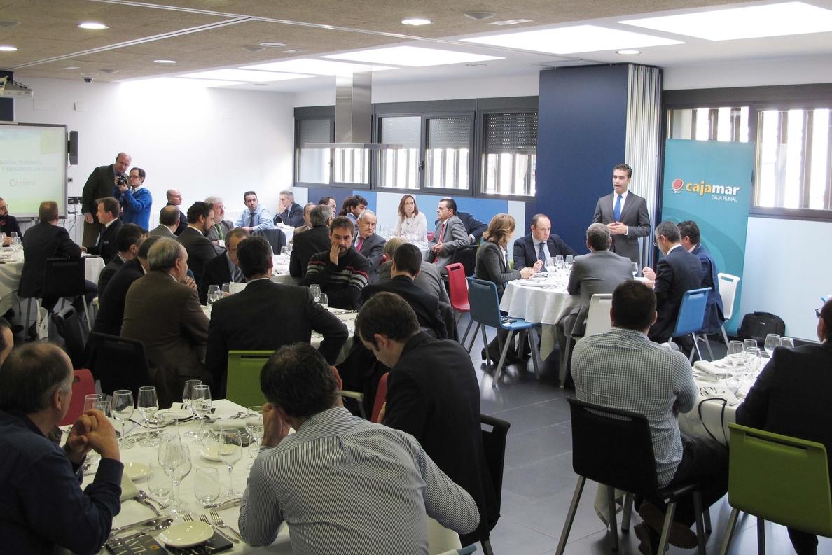 Cajamar y la Cámara de Comercio de Valladolid reúnen a empresarios del sector agroalimentario y gastronómico