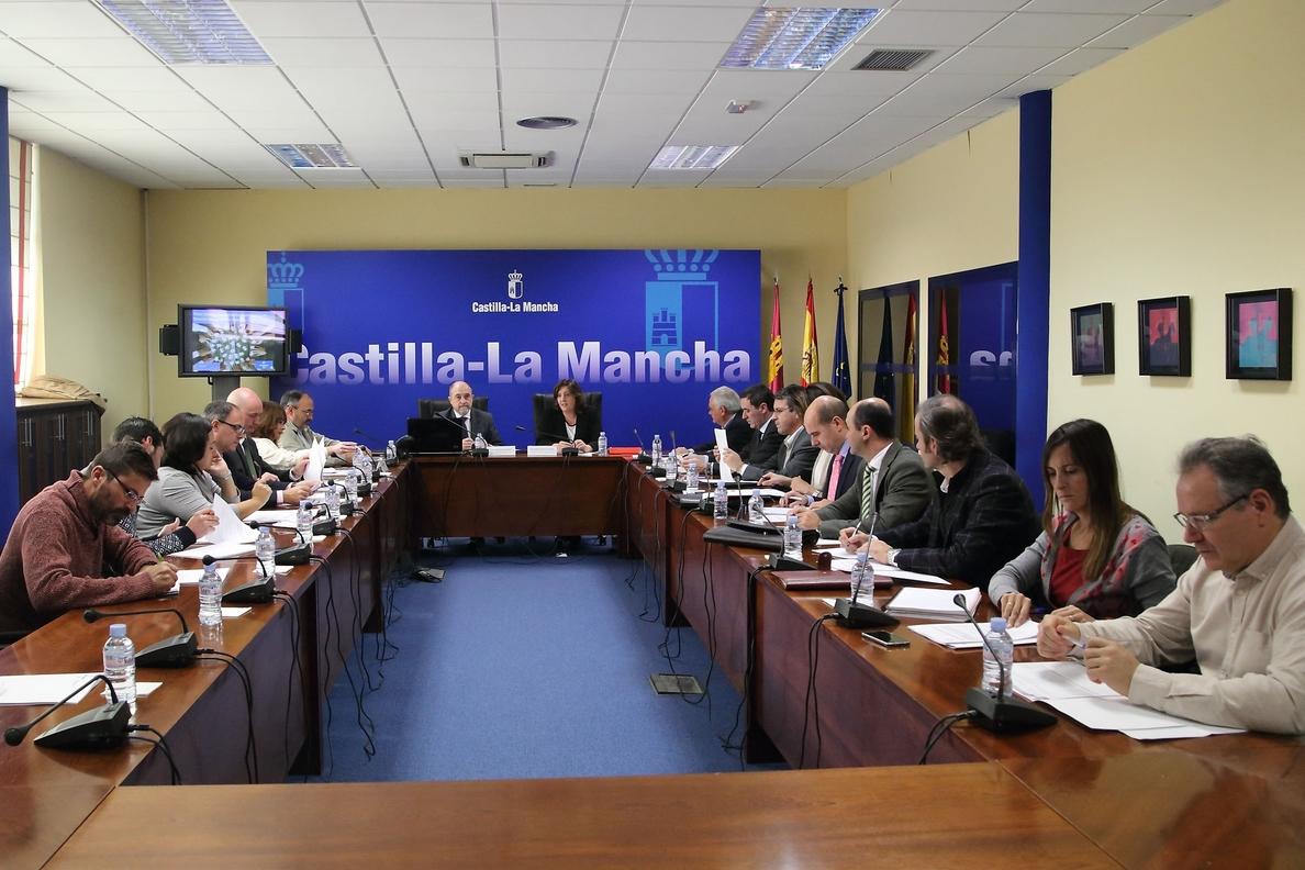 Constituida la Comisión de Trabajo de Políticas de Empleo que terminará sus reuniones en el mes de mayo