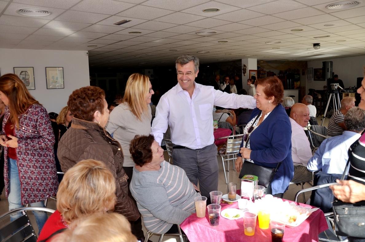 García Urbano pide evitar «inocentadas» con opciones políticas «sin nada serio detrás»