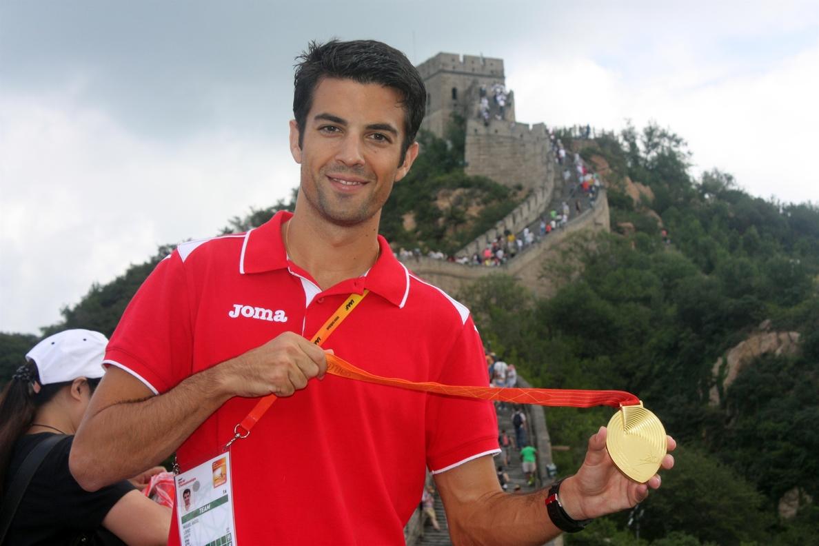 Miguel Ángel López: «Creo que estoy en un momento idóneo para doblar 20 y 50km en Río»