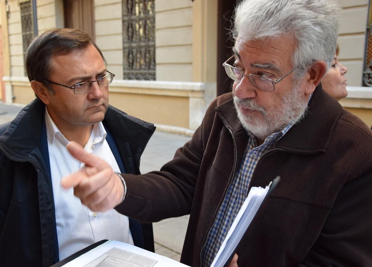 El PSOE critica el «desmantelamiento» del Archivo Militar de Málaga por parte del Gobierno central