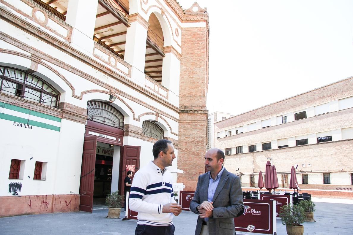 El PSOE pedirá en Diputación responsabilidades políticas por la «estafa» del proyecto Plaza Gastronomía