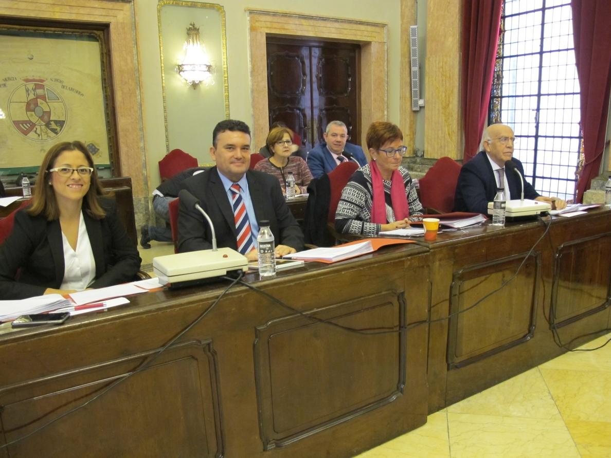 PSOE logra el compromiso unánime del Pleno municipal con el Pacto Local por el Empleo