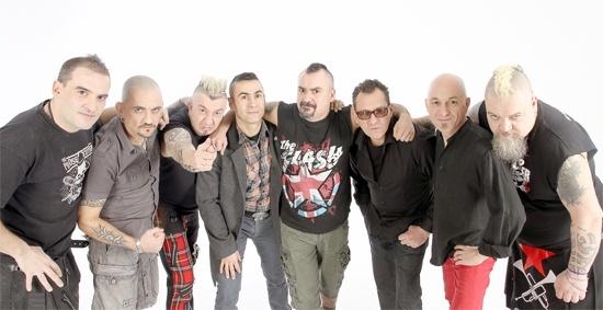Pulpul, el cantante de Ska-P deja los escenarios por enfermedad