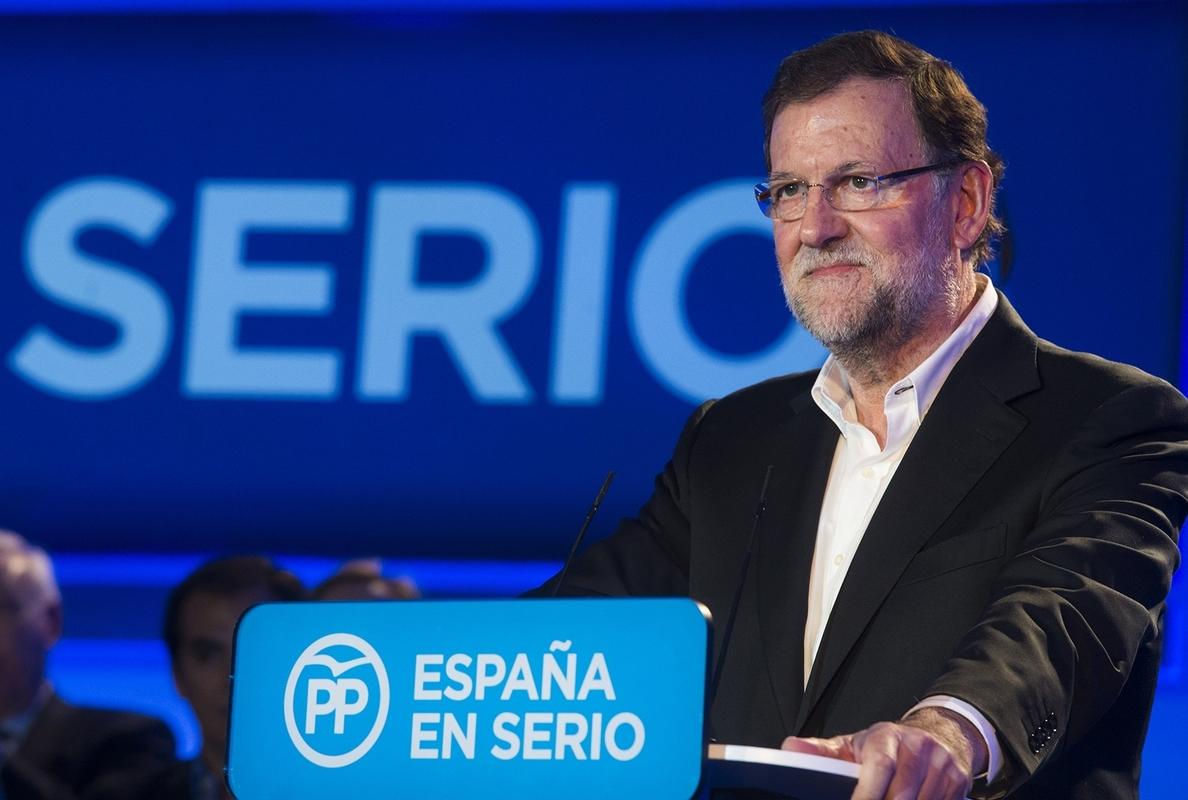 Rajoy abrirá campaña en Andalucía y cerrará en Madrid