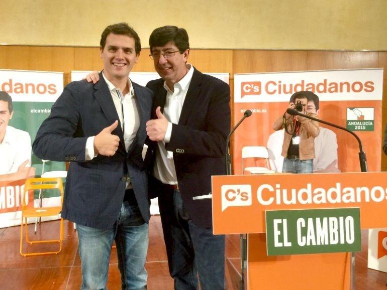 Rivera (C»s) hará campaña en Andalucía los días 8 y 9 y visitará cuatro provincias
