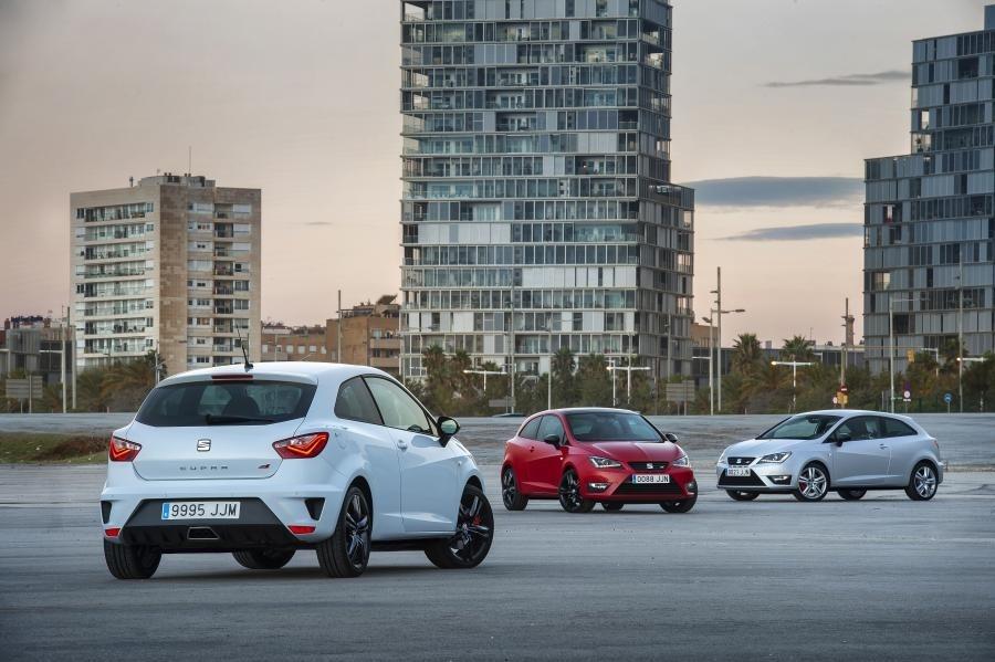 Seat lanza el nuevo Ibiza Cupra