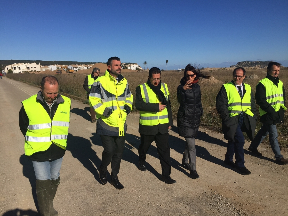 Vila anuncia que la Generalitat desclasificará 80 hectáreas de terreno en Girona
