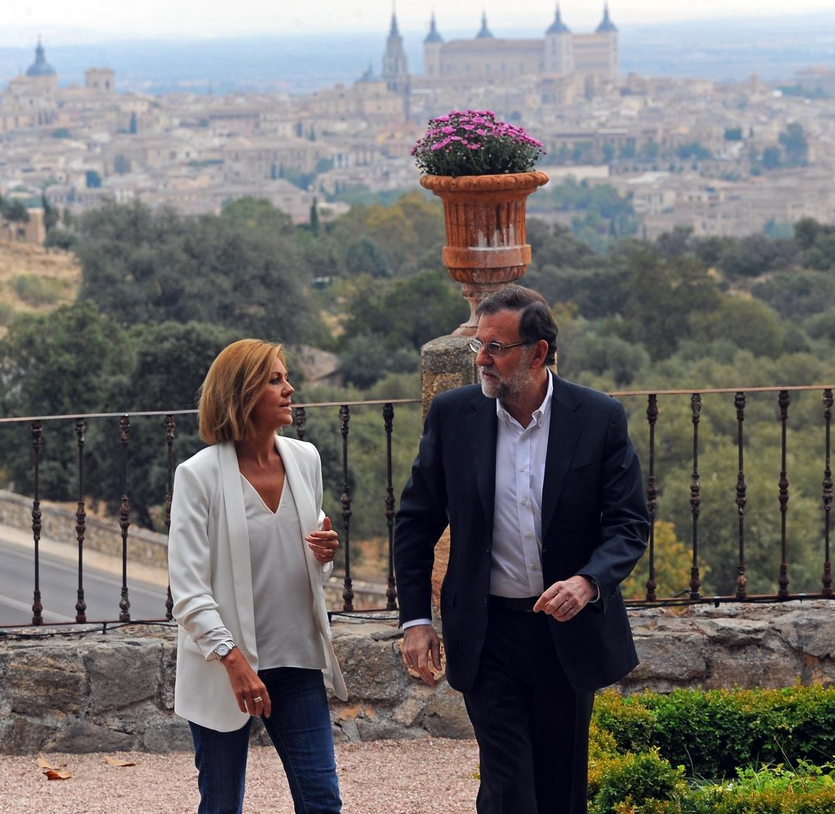 Rajoy estará el jueves en La Roda (Albacete), Las Mesas (Cuenca), Campo de Criptana (Ciudad Real) y Ocaña (Toledo)