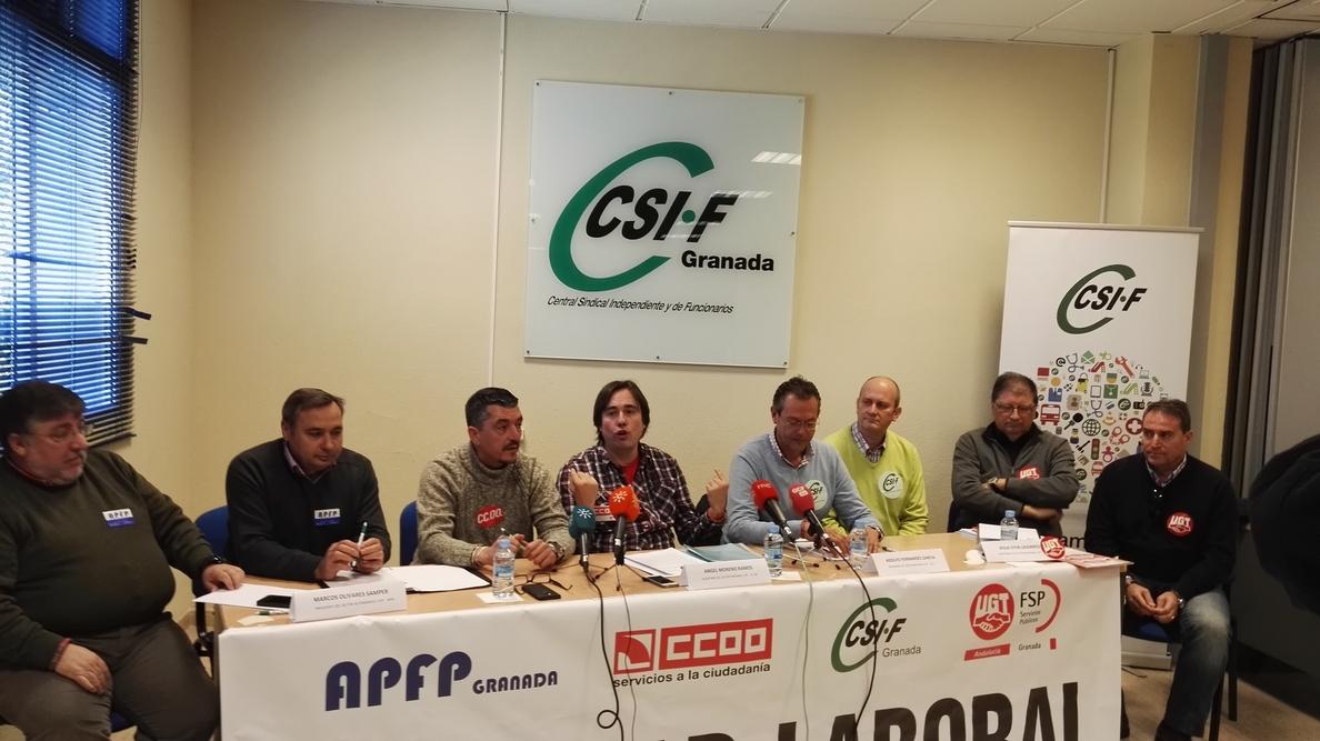 Funcionarios de la prisión de Albolote piden el cese del director del centro si no se contrata más personal