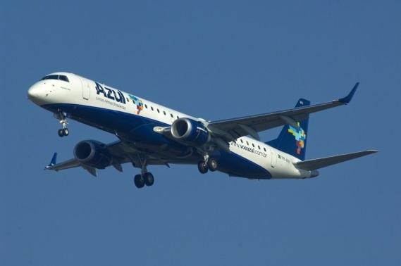HNA Group comprará el 23,7% de la aerolínea brasileña Azul por más de 427 millones