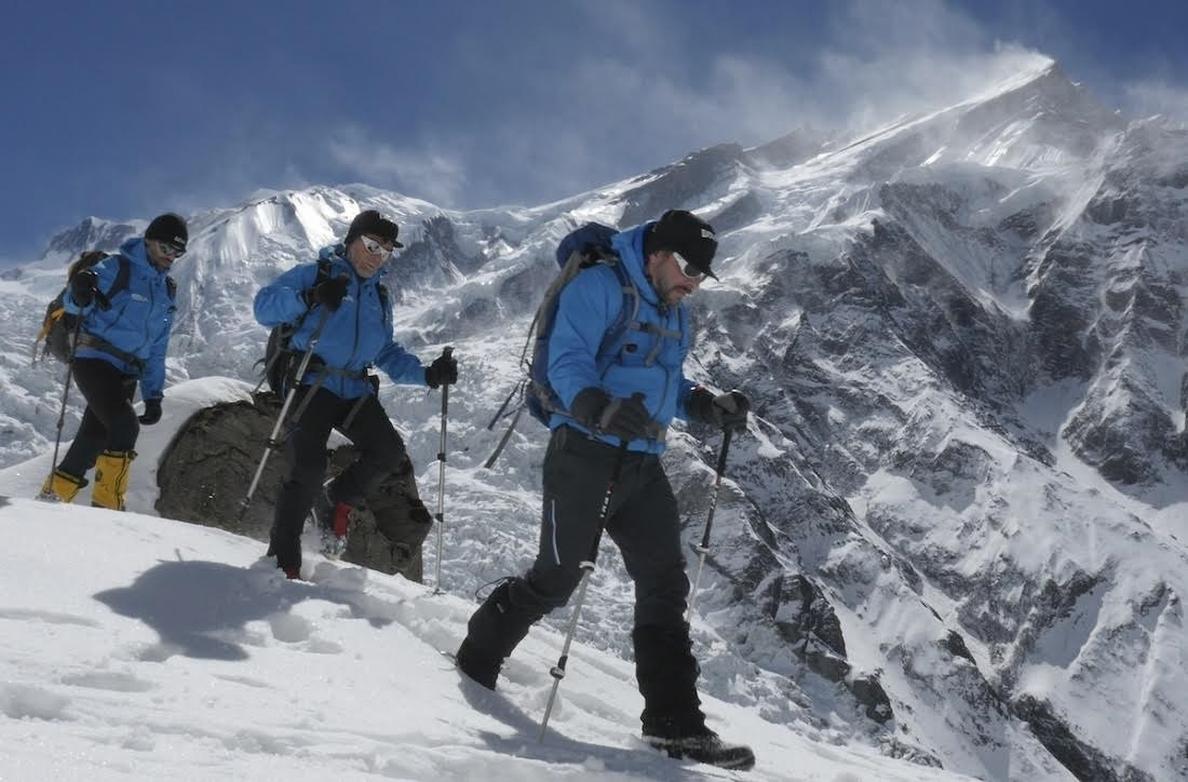 »El heladero del Himalaya»: Postres de altura con Jordi Roca y Carlos Soria