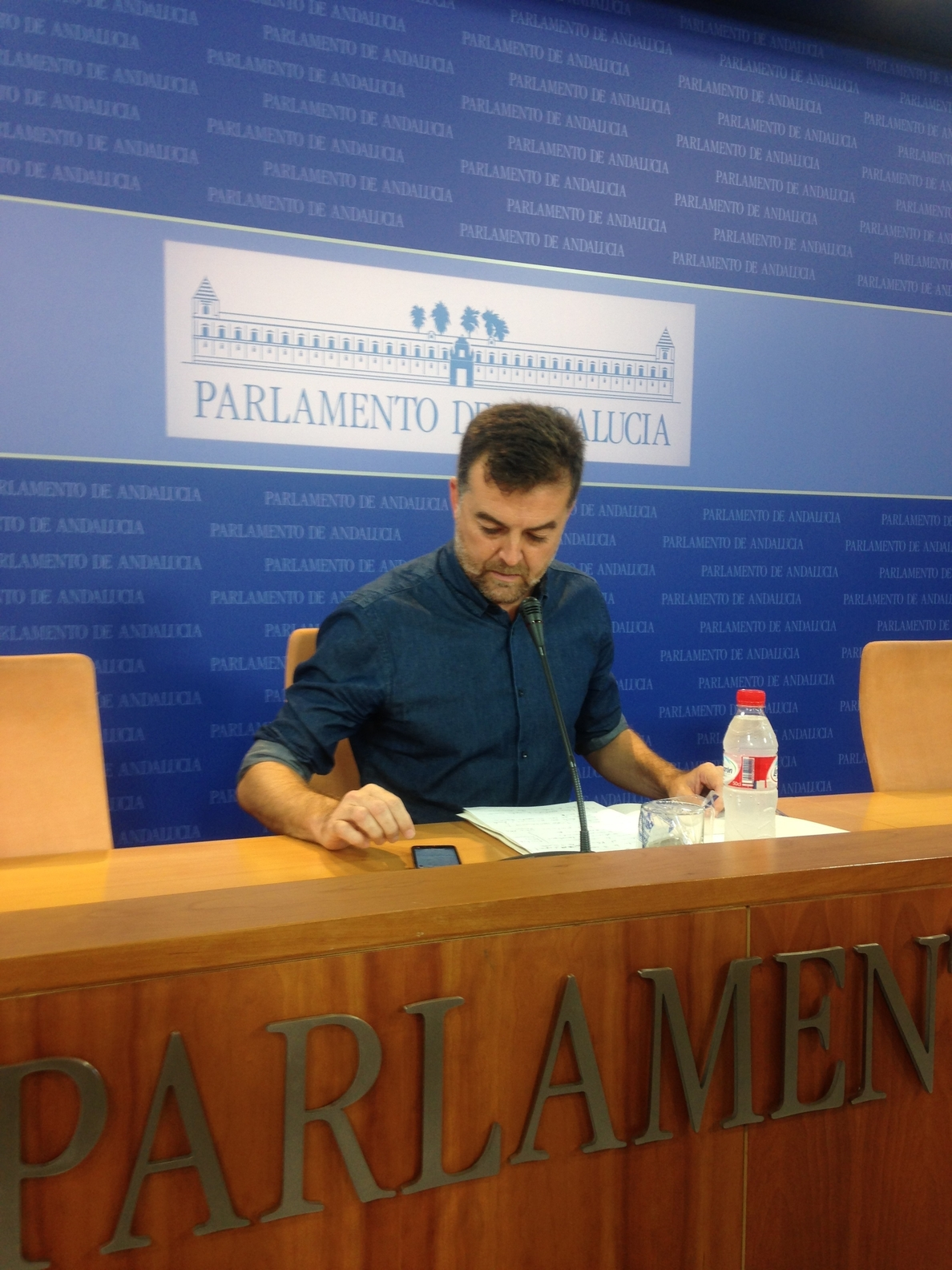 Maíllo: Junta «está instalada en la contradicción» al manifestar criterio contrario a la Ley de Participación Ciudadana