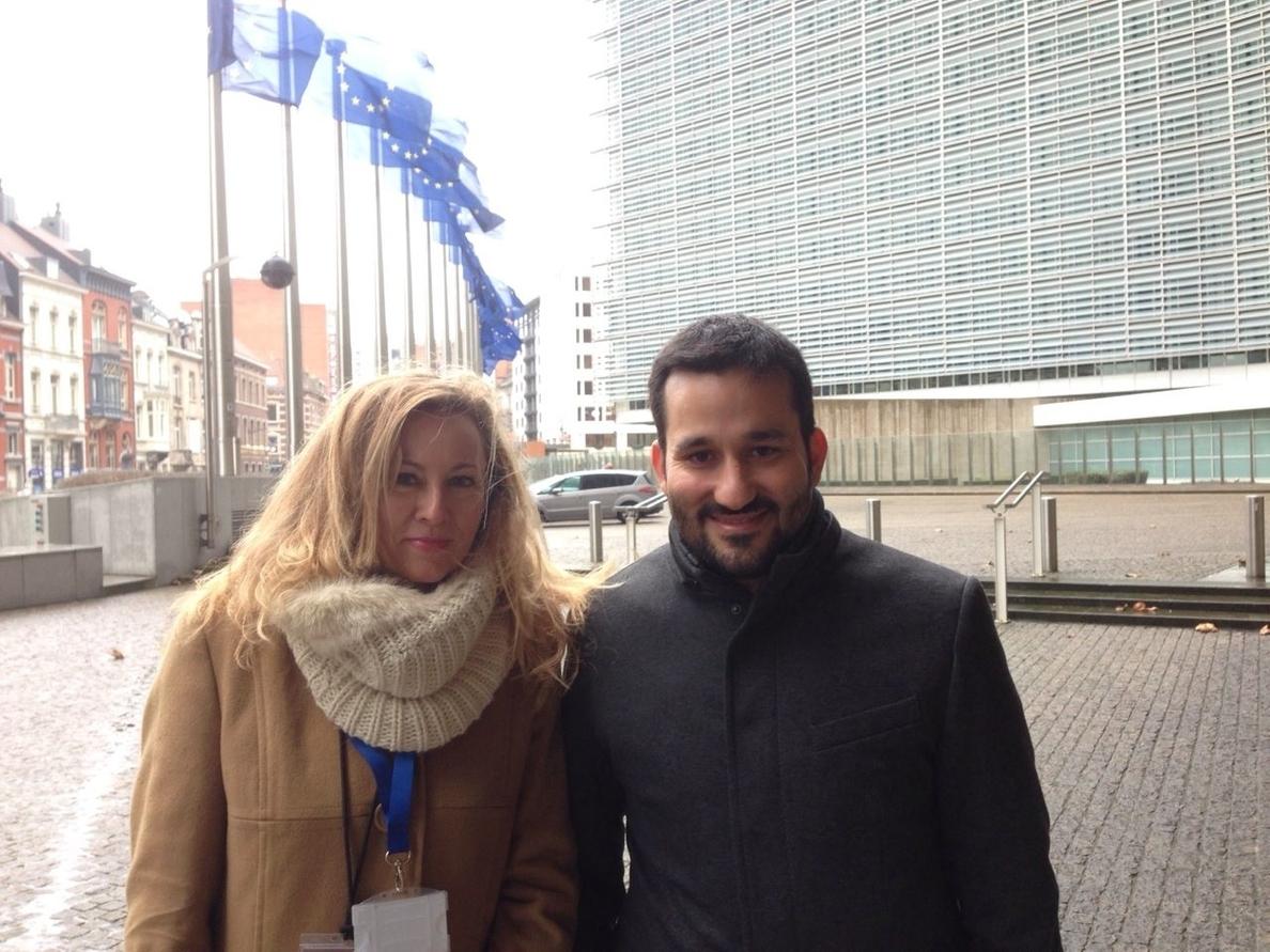 Marzà pide en Bruselas «políticas transversales que estimulen la integración y la paz» a través del deporte