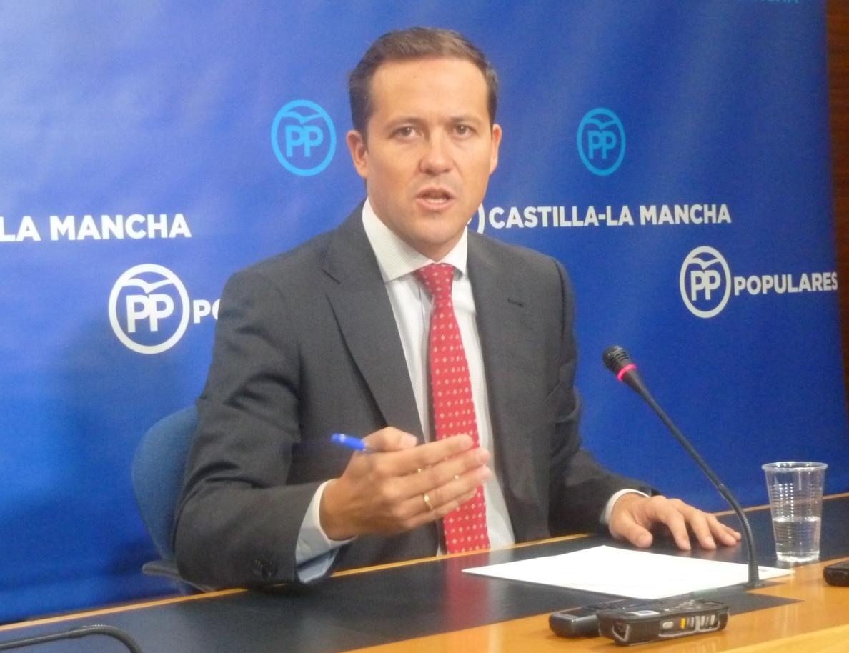 PP C-LM no retirará su denuncia al Defensor del Pueblo por las listas de espera ya que «no tiene carácter ejecutivo»