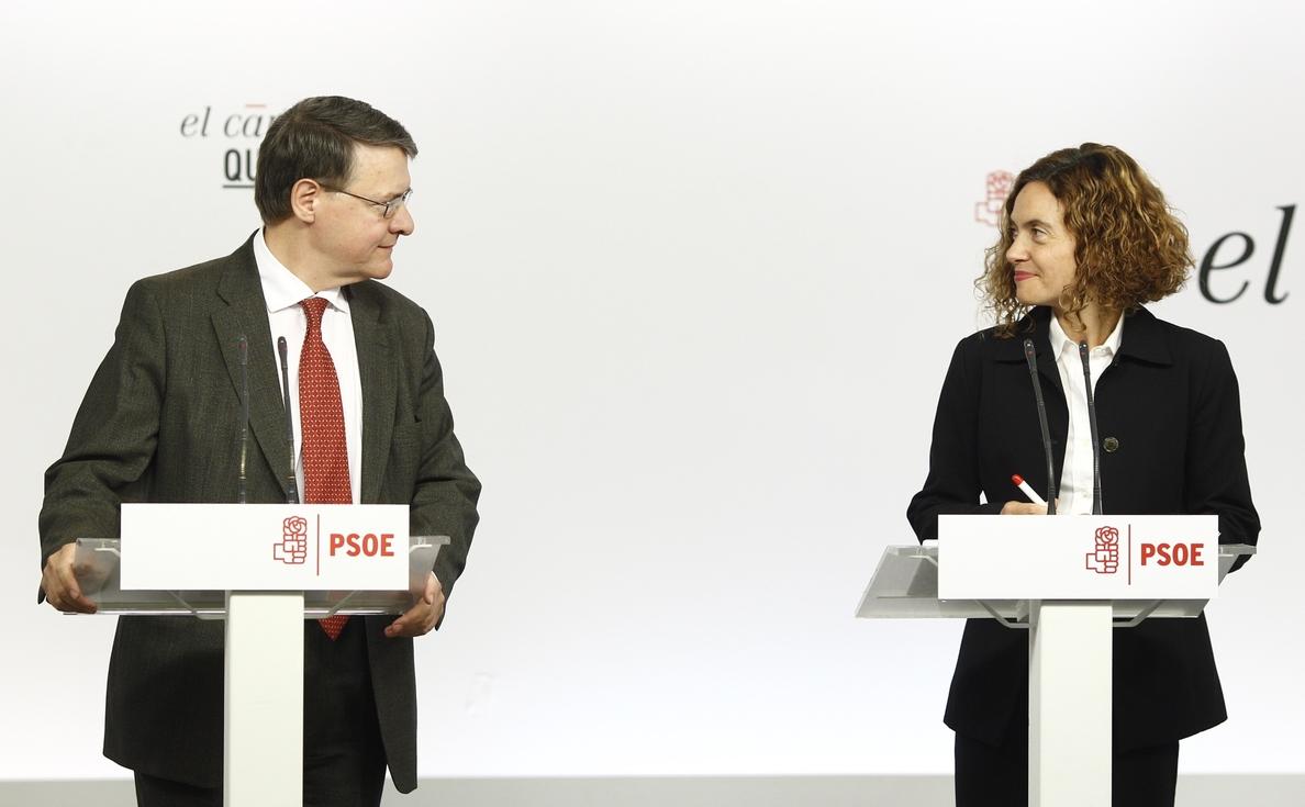PSOE promete un »bonus de cotización» a mujeres para evitar que la reducción de jornada influya en su pensión