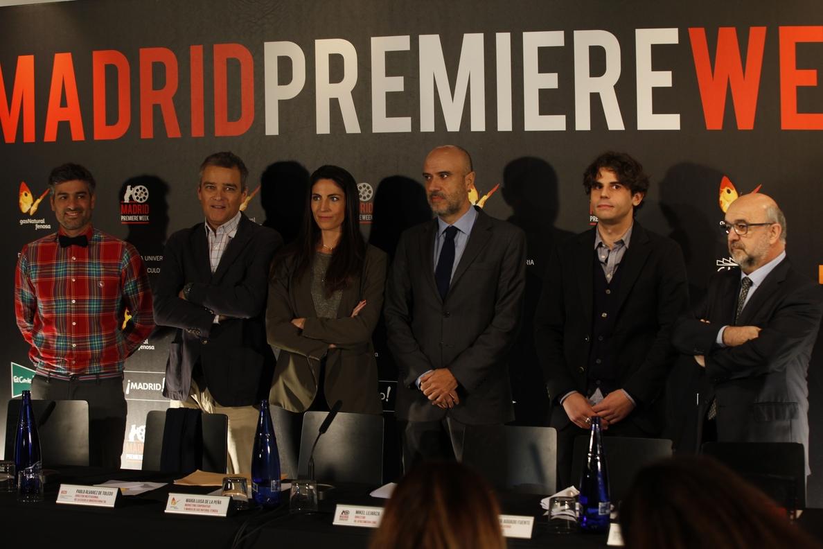 El puente de los espías o Palmeras en la Nieve, entre los preestrenos de Madrid Premiere Week