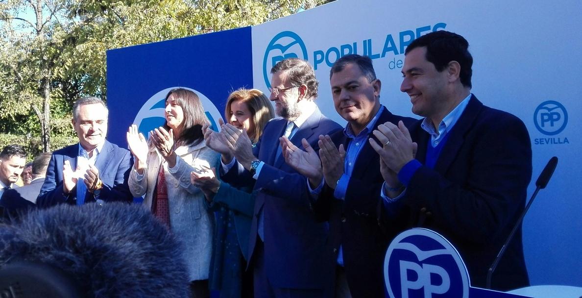 Rajoy avisa a Mas: «La ley se cumple. Hasta ahí podíamos llegar»