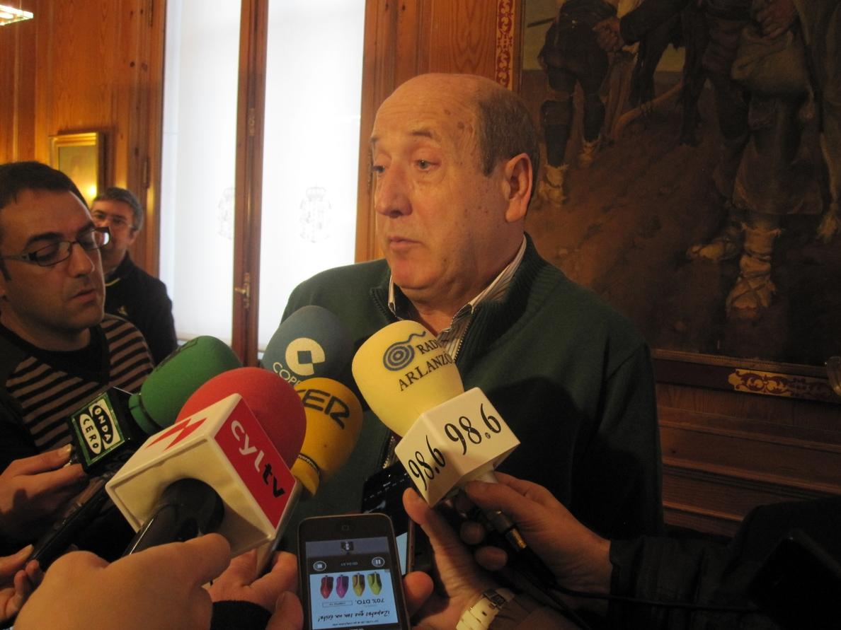 El alcalde de Treviño baraja la Ley de Enclaves como vía para la anexión al País Vasco