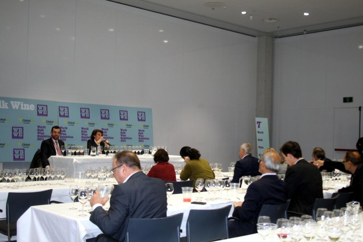 Las bodegas de C-LM, satisfechas con la World Bulk Wine Exhibition de Amsterdam, que crece un 15% en esta edición
