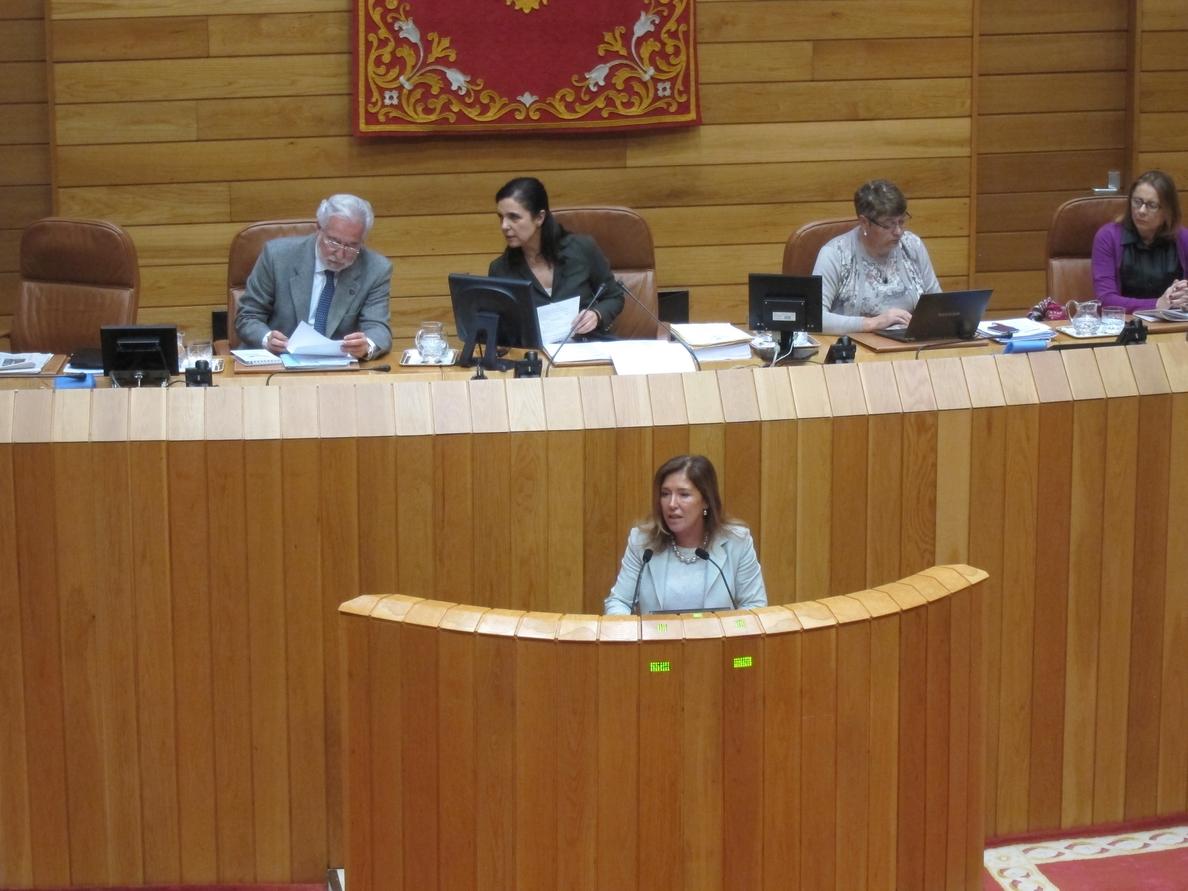 La conselleira de Territorio afirma que la ley del suelo tiene la premisa de «ningún ayuntamiento sin PGOM»