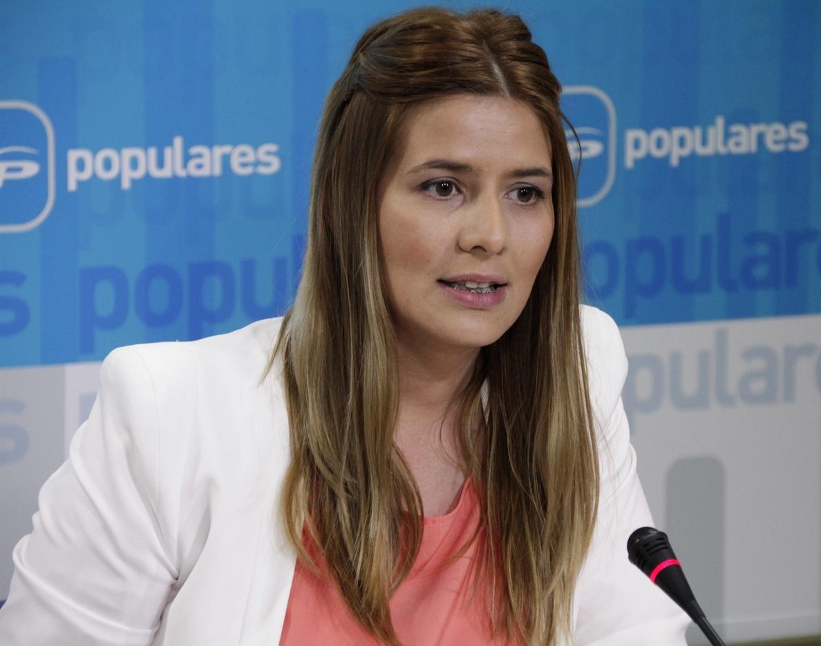 Carolina Agudo tomará posesión este jueves de su cargo como diputada de C-LM, en sustitución de Cospedal