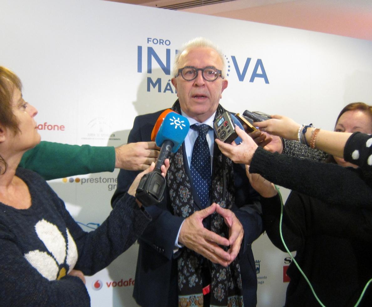 Junta de Andalucía expresa su gran preocupación por Abengoa, a la que prestará «toda la ayuda que pueda»