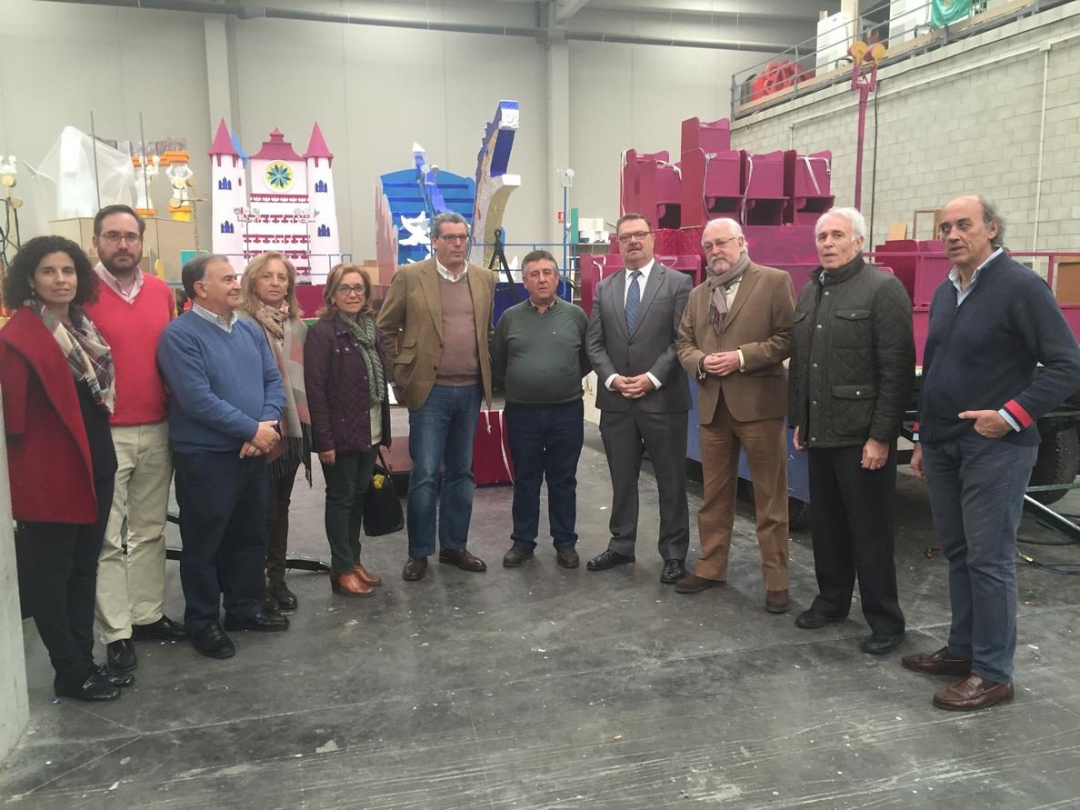 El PP destaca la «apuesta de Rajoy» por la planta de Santa Bárbara con el contrato de los blindados