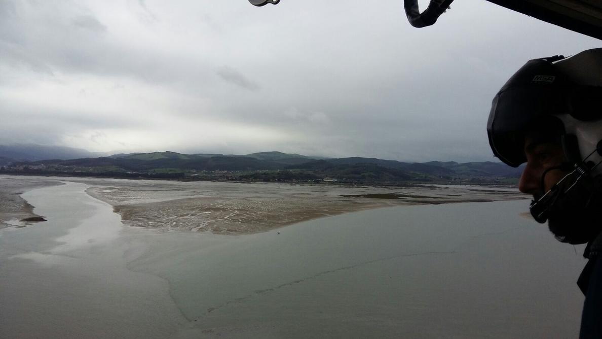 Encontrado el cuerpo del pescador desaparecido en Colindres
