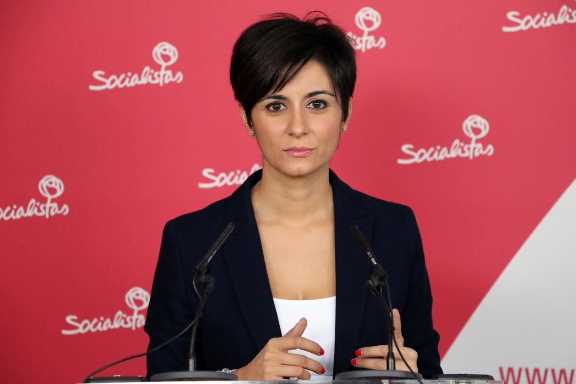 Isabel Rodríguez, reclama al PP su vuelta al Pacto por la Estabilidad Institucional: «El Sr. Casado está reventando todos los puentes»