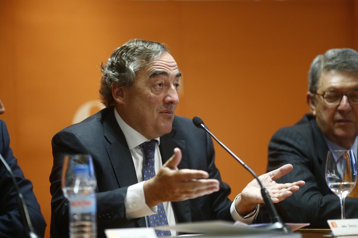 Rosell dice que el adelanto del Impuesto de Sociedades supone «menos y peor financiación» para las empresas