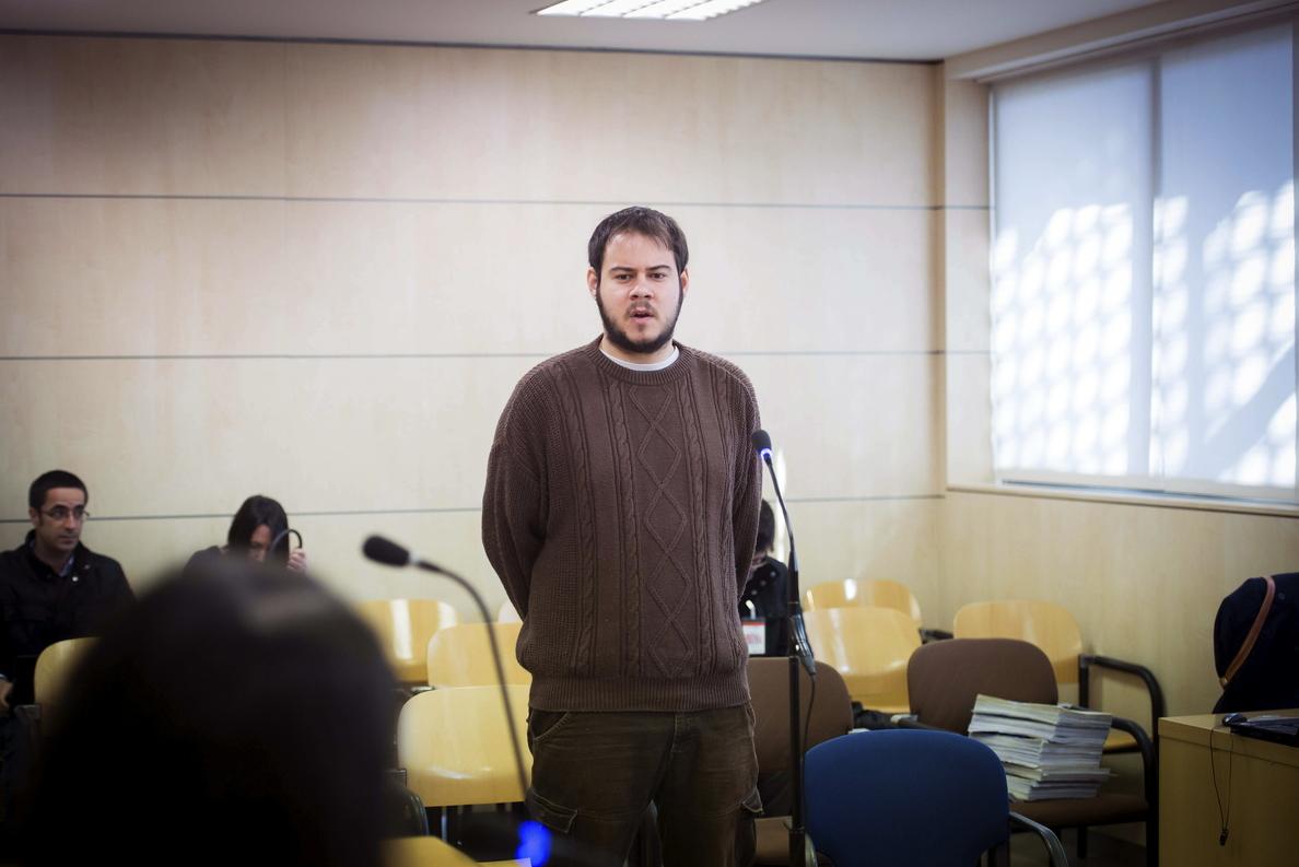 La Fiscalía solicita otros 5 años de prisión para Pablo Hasél