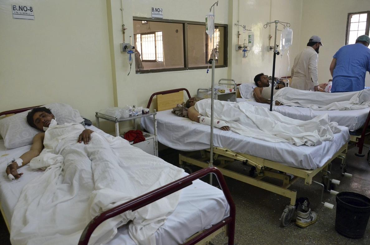 Un paciente hospitalizado se despierta entre tres y seis veces en una noche