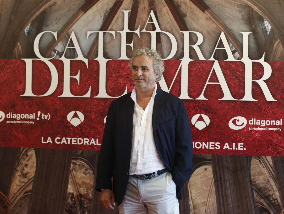 Sale a la venta la continuación de «La catedral del mar», de Ildefonso Falcones