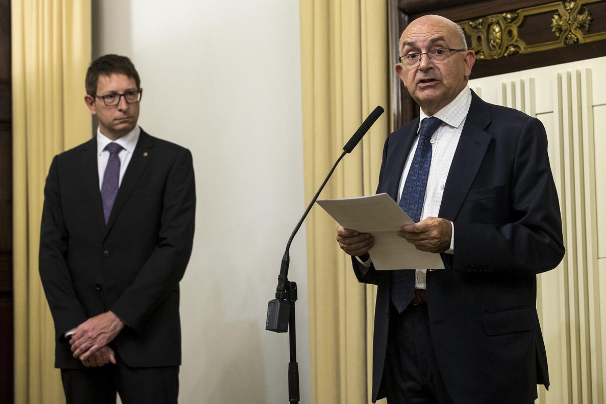 Gimeno promete dirigir Antifraude con «imparcialidad» y «transparencia»