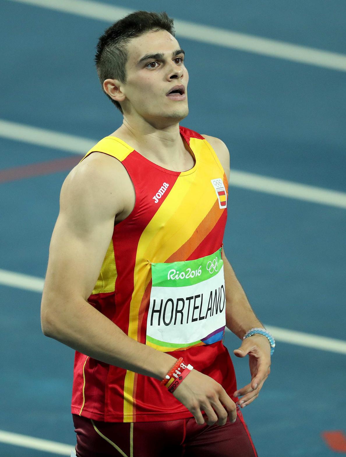 Hospital 12 de octubre dice que Bruno Hortelano «evoluciona favorablemente»