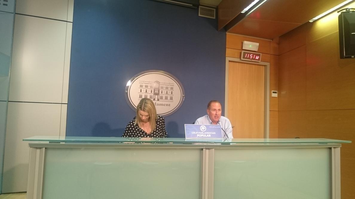 PP de Baleares se suma a la oposición para que Soria no vaya al Banco Mundial