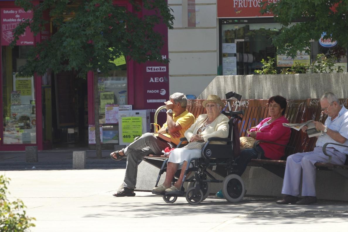El PSOE presenta una iniciativa para actualizar las pensiones y el sueldo de funcionarios
