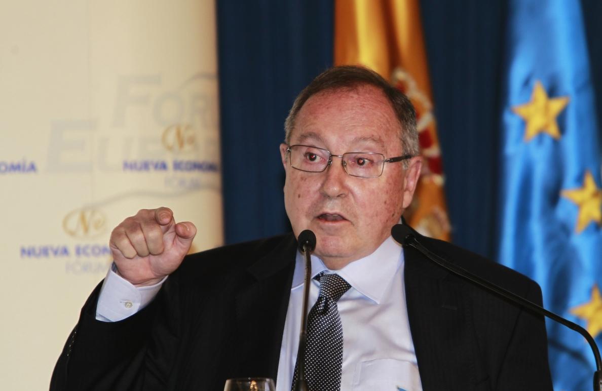 Presidente Freixenet tiene «buen concepto» personal de Soria aunque deban darse las explicaciones correspondientes